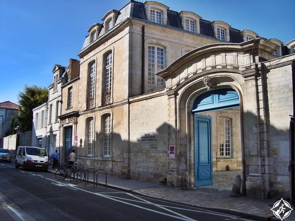 لا روشيل - متحف العالم الجديد