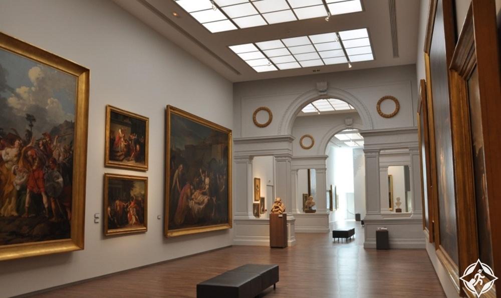 لا روشيل - متحف الفنون الجميلة