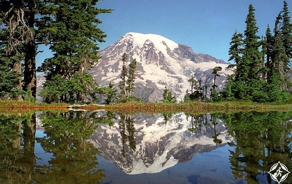 واشنطن - حديقة جبل رينييه الوطنية
