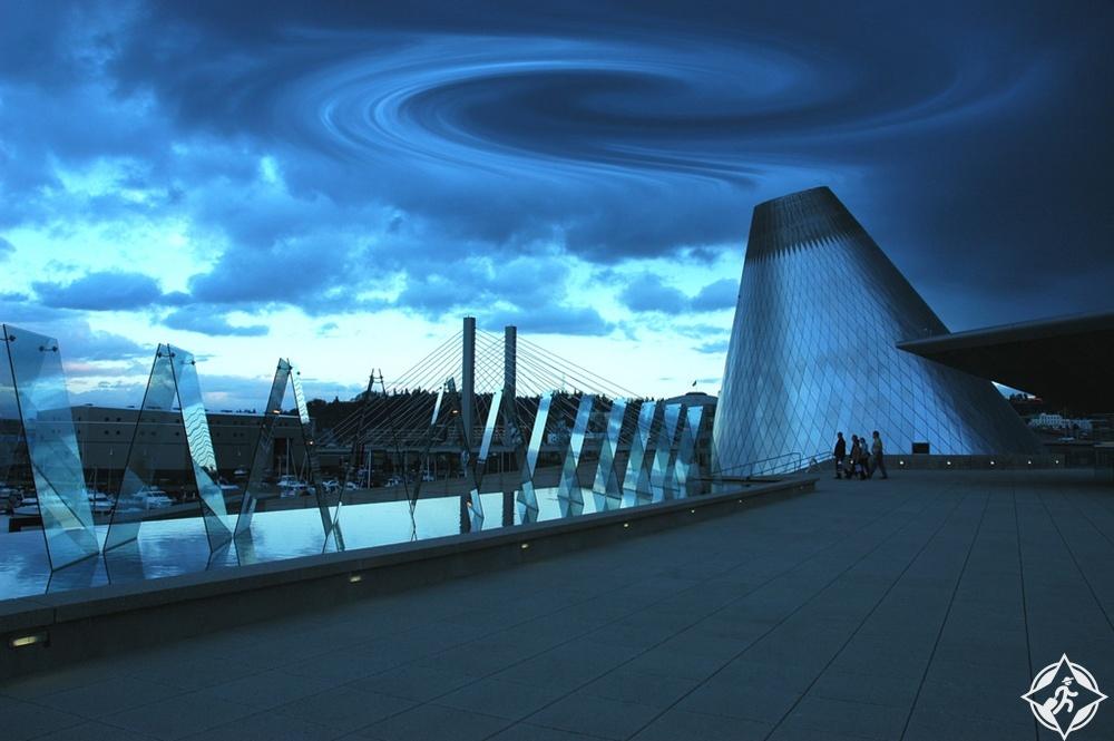واشنطن - متاحف تاكوما