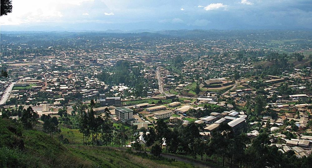 الكاميرون - بامندا