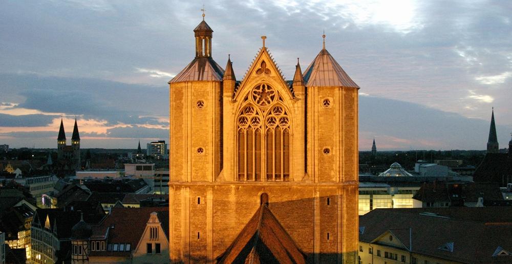 براونشفايغ - كاتدرائية سانت بليز
