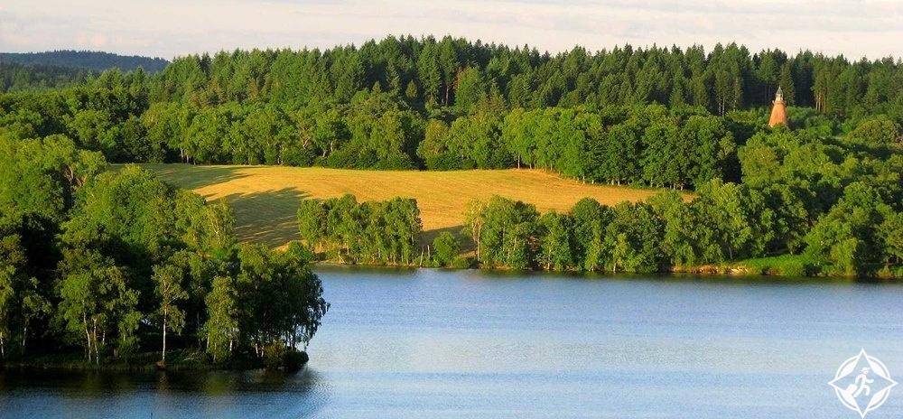 حديقة ميلفاش الإقليمية-فرنس-ليموزين
