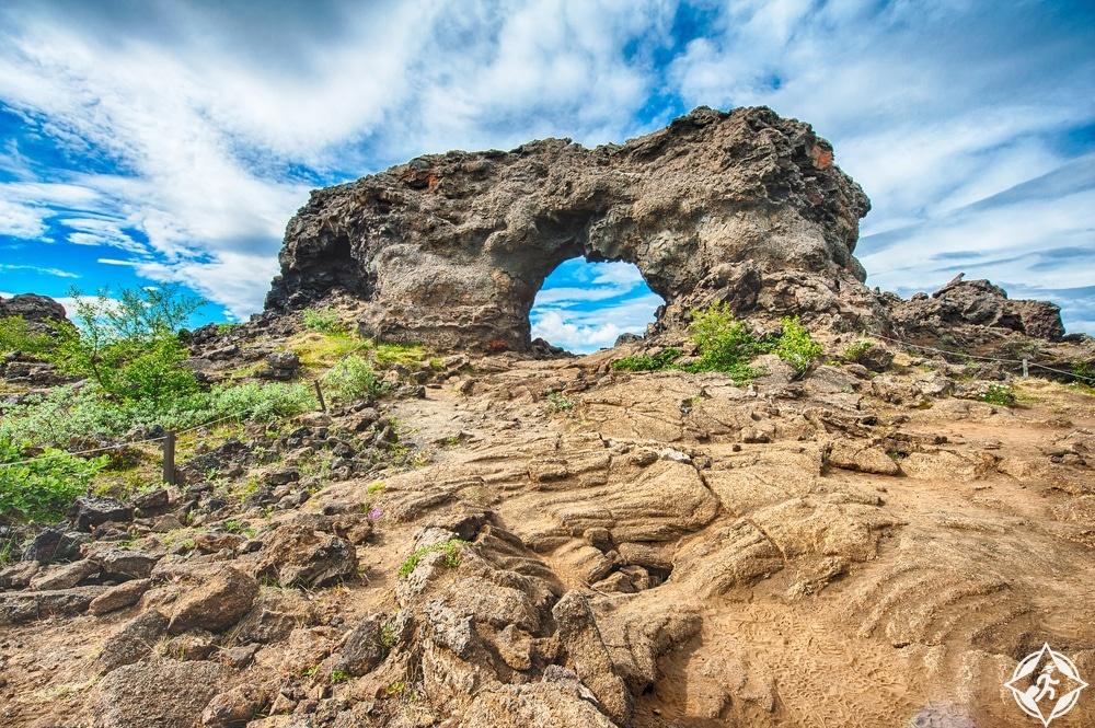 ديموبورجير-شمال ايسلندا
