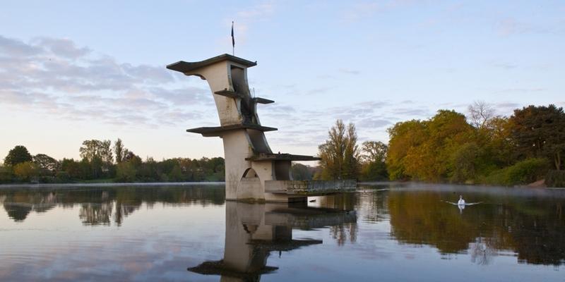 سويندون - بحيرة كوتي