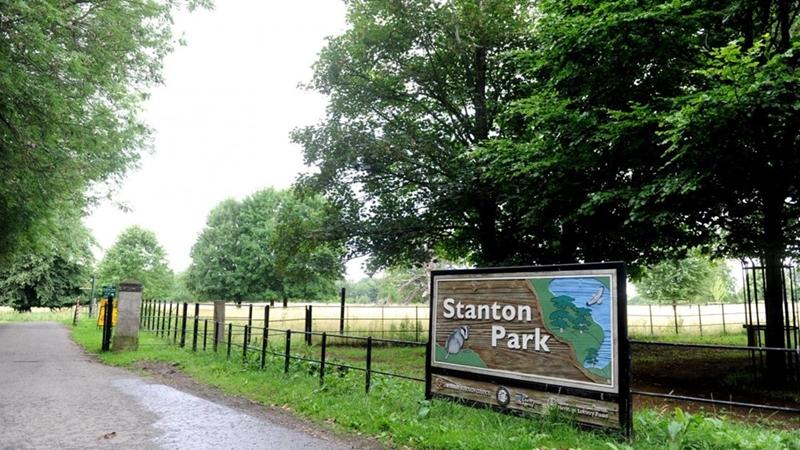 سويندون - حديقة ستانتون