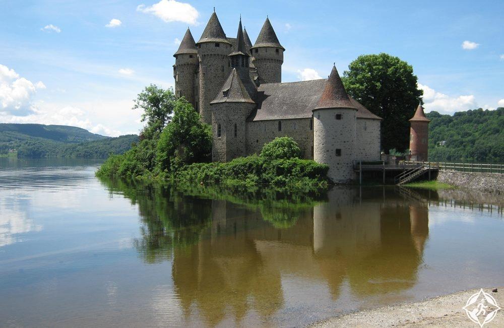قلعة دي فال-فرنسا-ليموزين