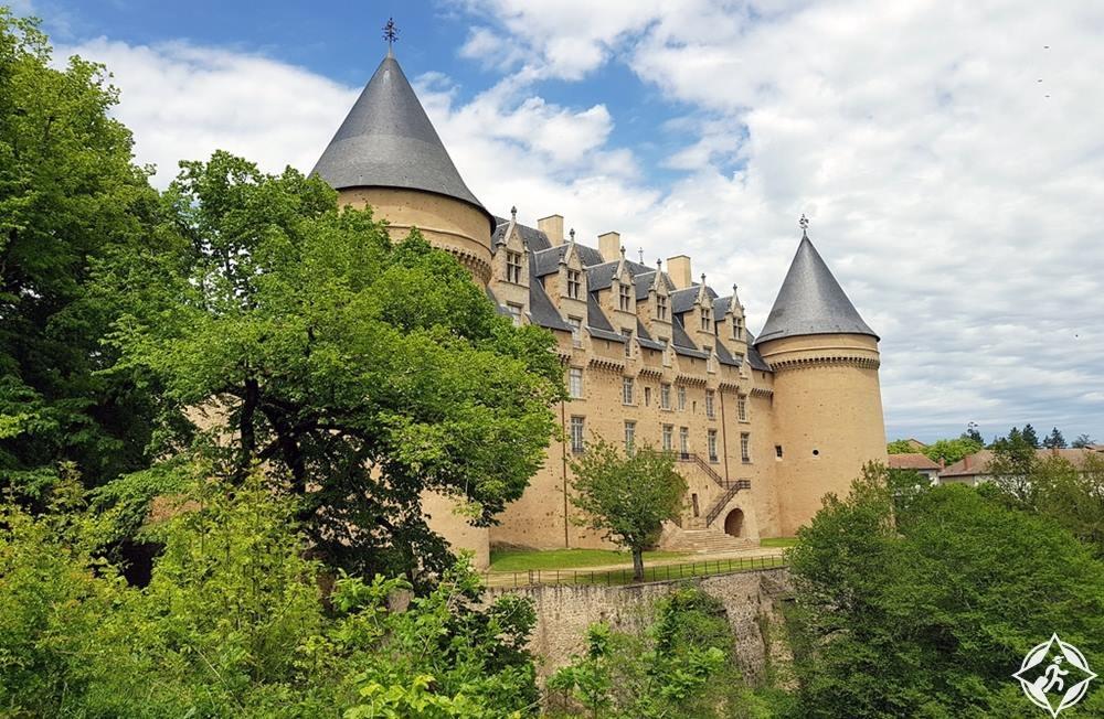 قلعة روشيشوا-فرنسا-ليموزين