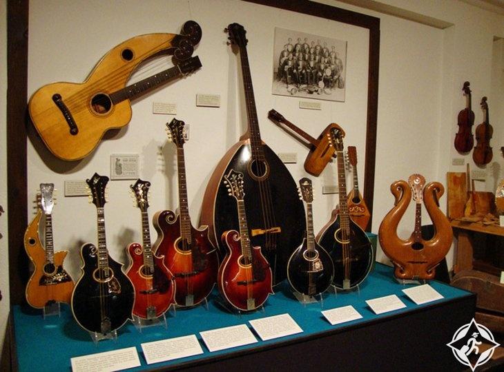 متحف الموسيقى الوطني-الولايات المتحدة الأمريكية-داكوتا الجنوبية