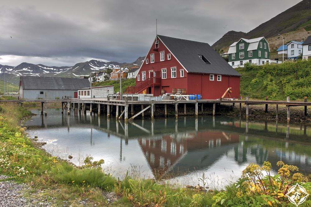 متحف هيرنج ايرا-شمال ايسلندا
