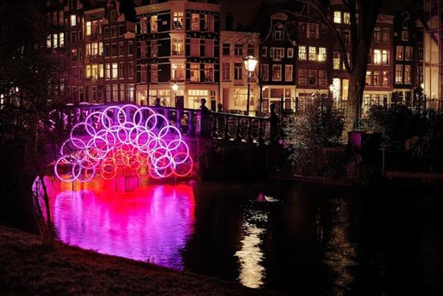 أمستردام في الصيف