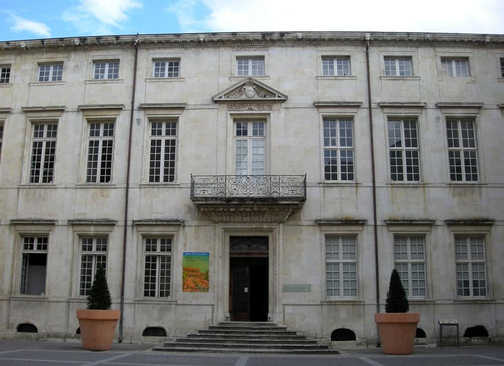 نيم - متحف نيم القديمة