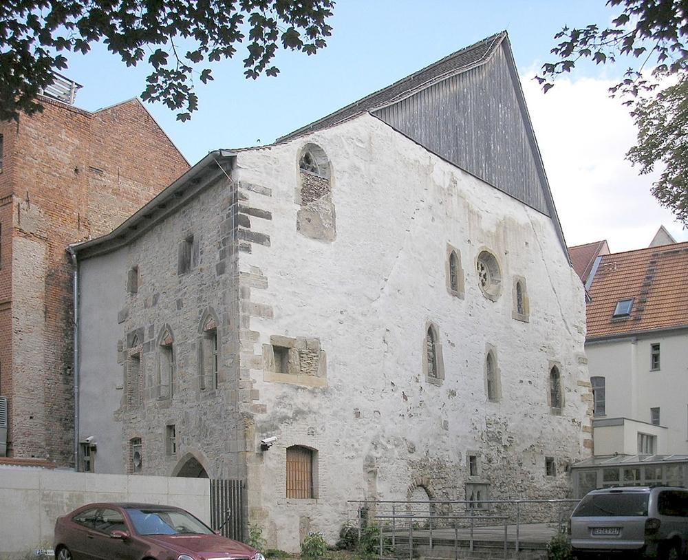 إرفورت - الكنيس القديم