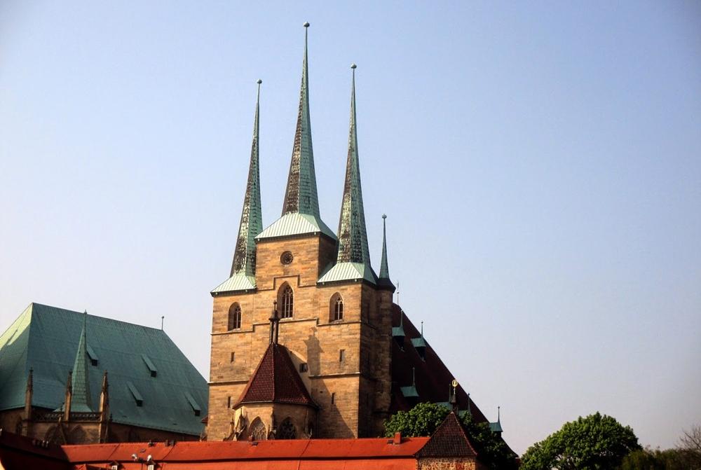 إرفورت - كنيسة سانت سيفيروس
