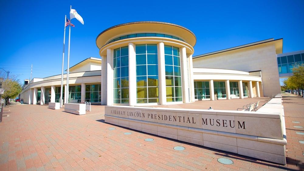 إلينوي - متحف إبراهيم لينكولن الرئاسية