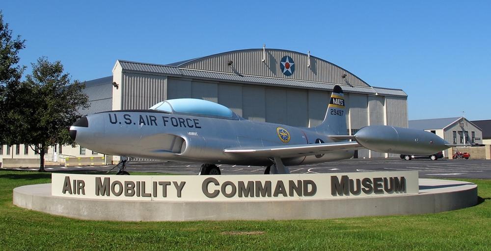 ديلاوير - متحف قيادة الحركة الجوية