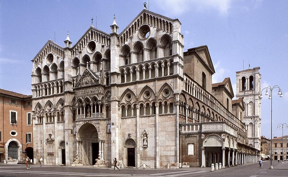 فيرارا - كاتدرائية سانت جورج