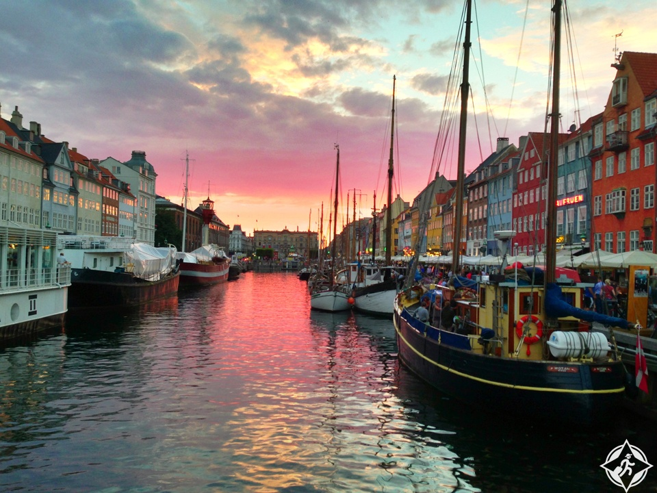 كوبنهاجن في الصيف