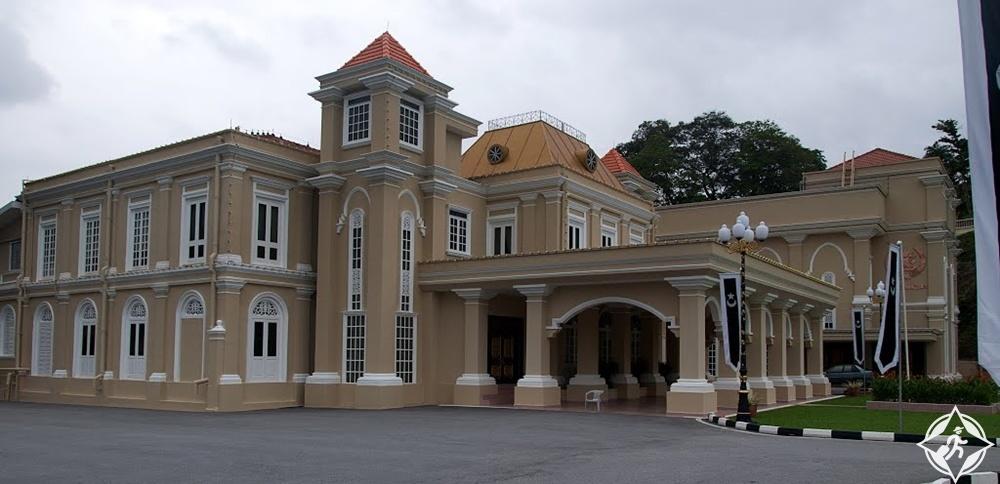 كوالا ترغكانو - قصر المزية