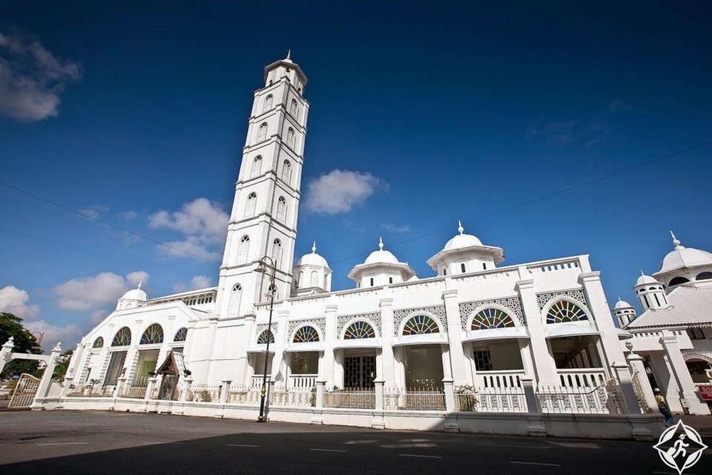 كوالا ترغكانو - مسجد زين العابدين