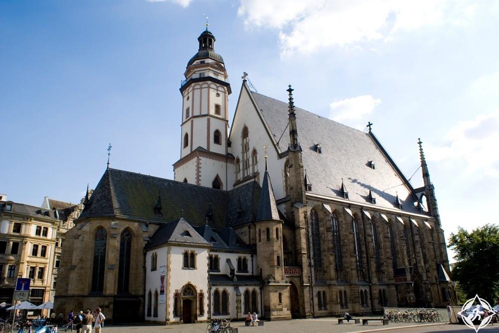 لايبزيغ - كنيسة سانت توماس