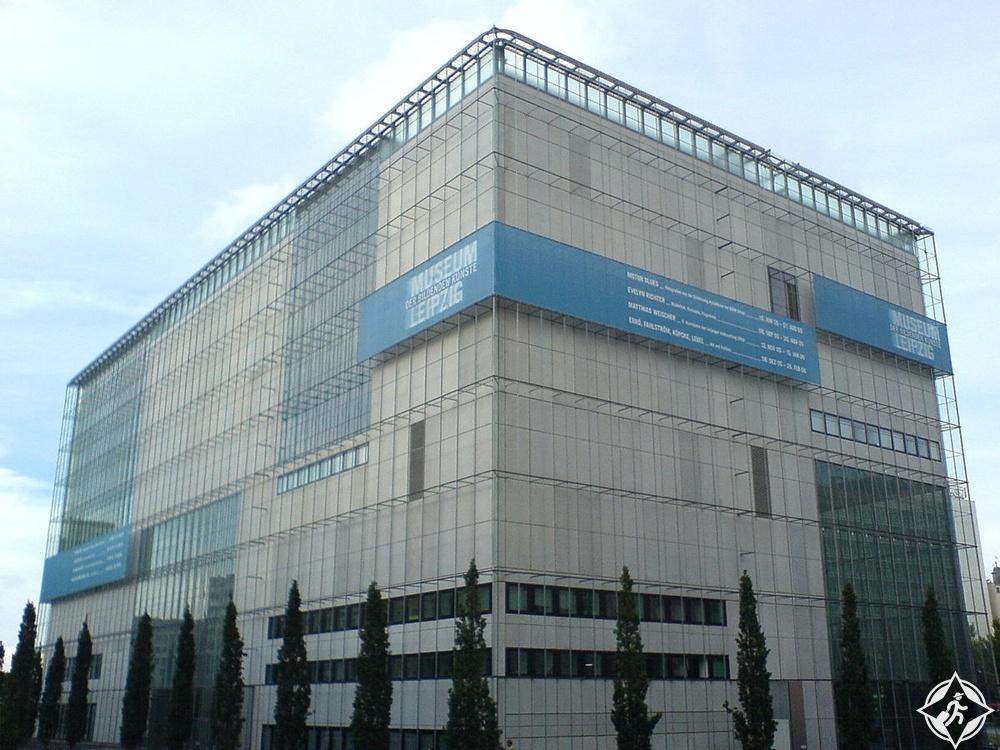 لايبزيغ - متحف الفنون الجميلة