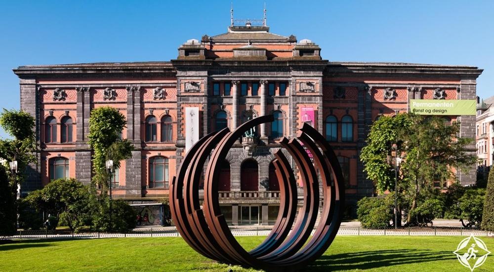 بيرغن - متاحف كودي للفن