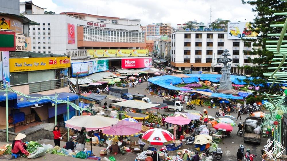 دا لات - سوق دالات