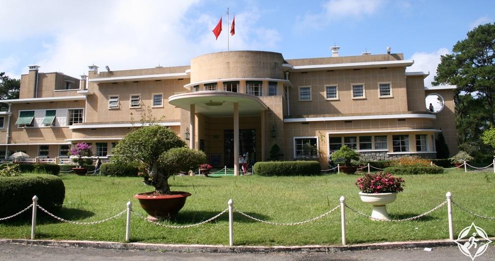 دا لات - قصر باو داي الصيفي