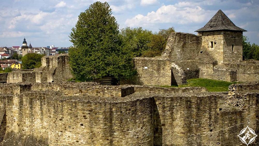 سوتشافا - قلعة سوتشافا