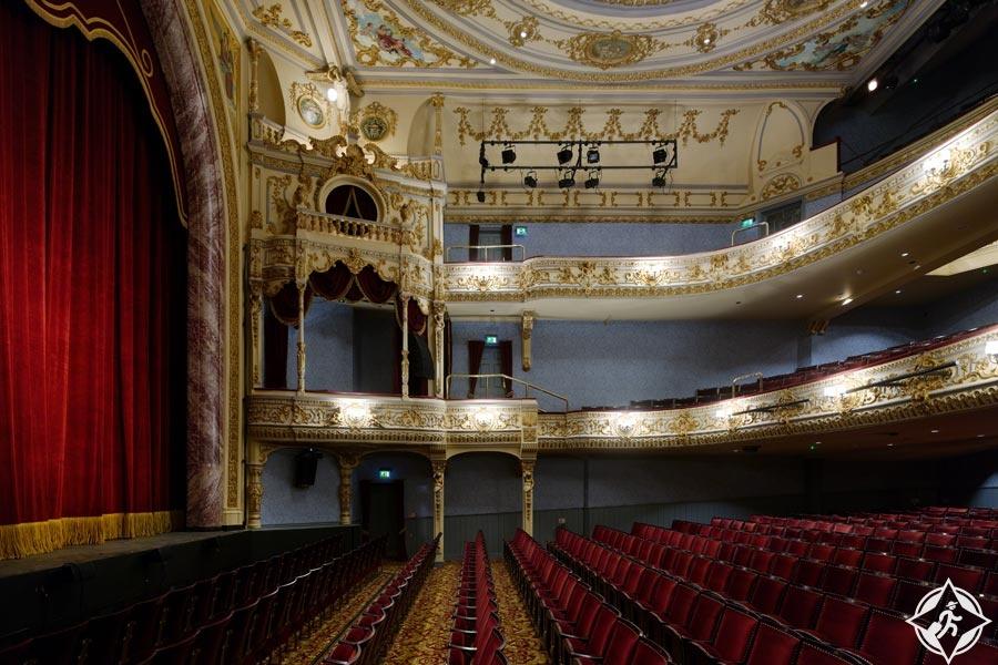 شلتنهام - مسرح افريمان