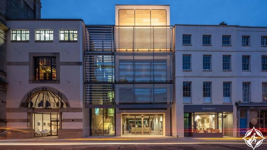 شلتنهام - معرض ومتحف ويلسون للفنون