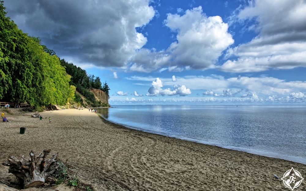 غدينيا - شاطئ غدينيا