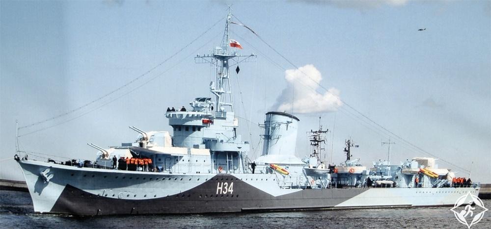غدينيا - متحف البحرية