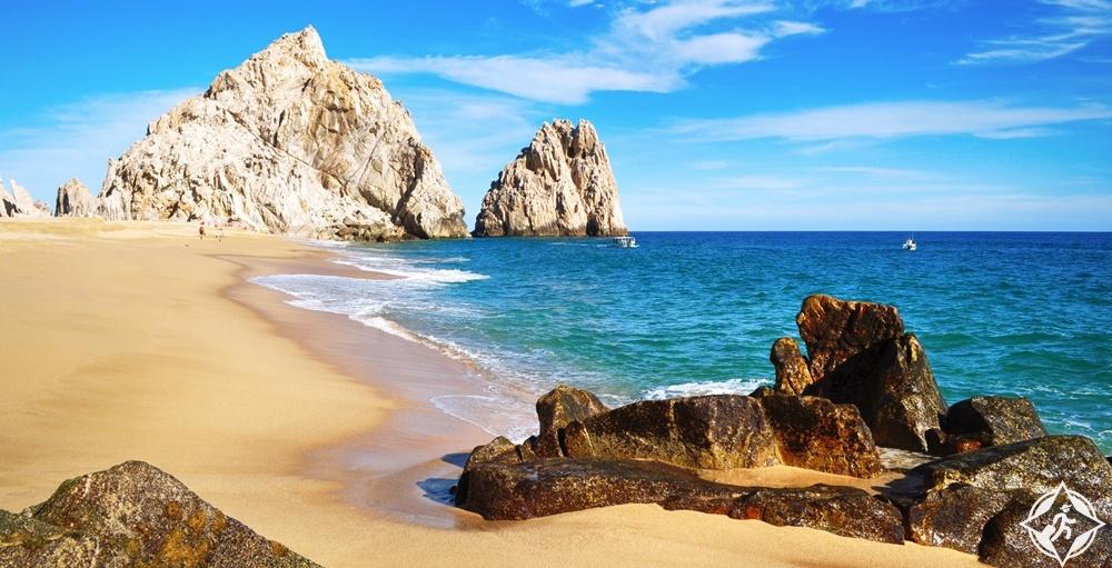 كابو سان لوكاس - شاطئ الحب