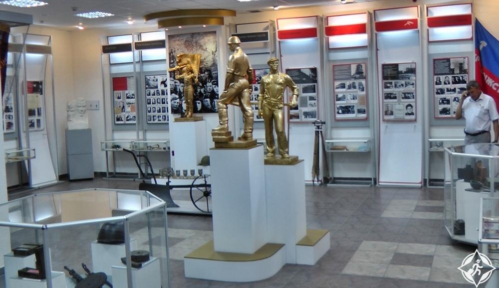 كريفي ريه - متحف كريفي ريه التاريخي