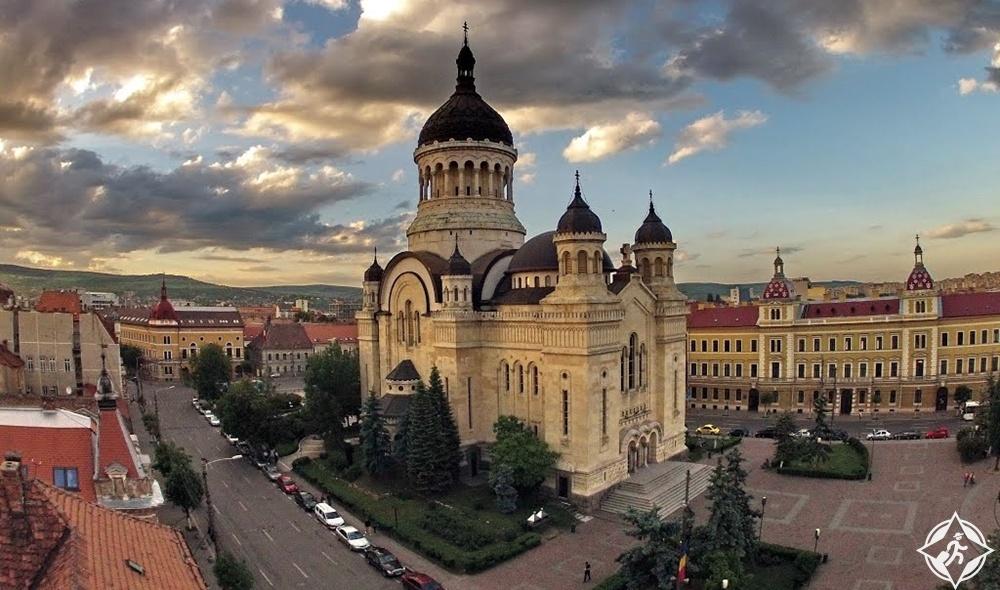 كلوج نابوكا - كاتدرائية كلوج نابوكا الأرثوذكسية