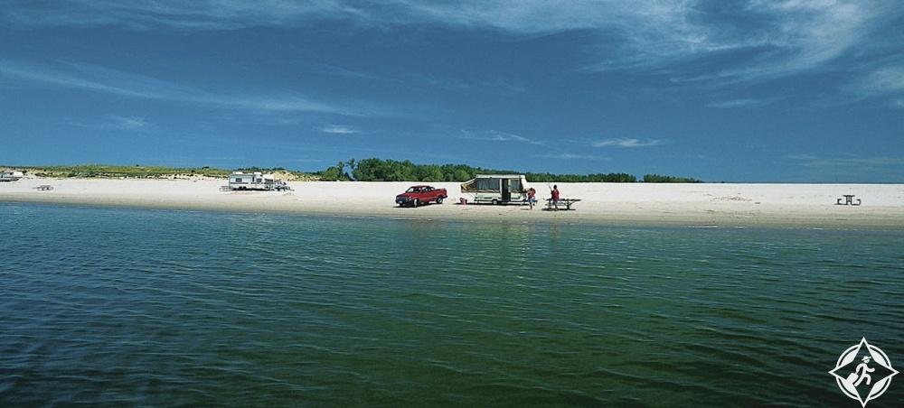 نبراسكا - بحيرة ماكونوي