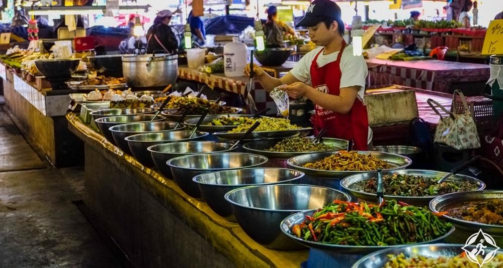 أيوتثايا - سوق تشاو فروم