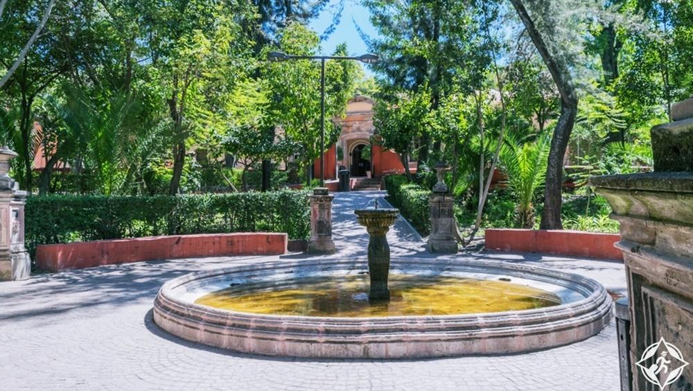 سان ميغيل دي الليندي - حديقة خواريز