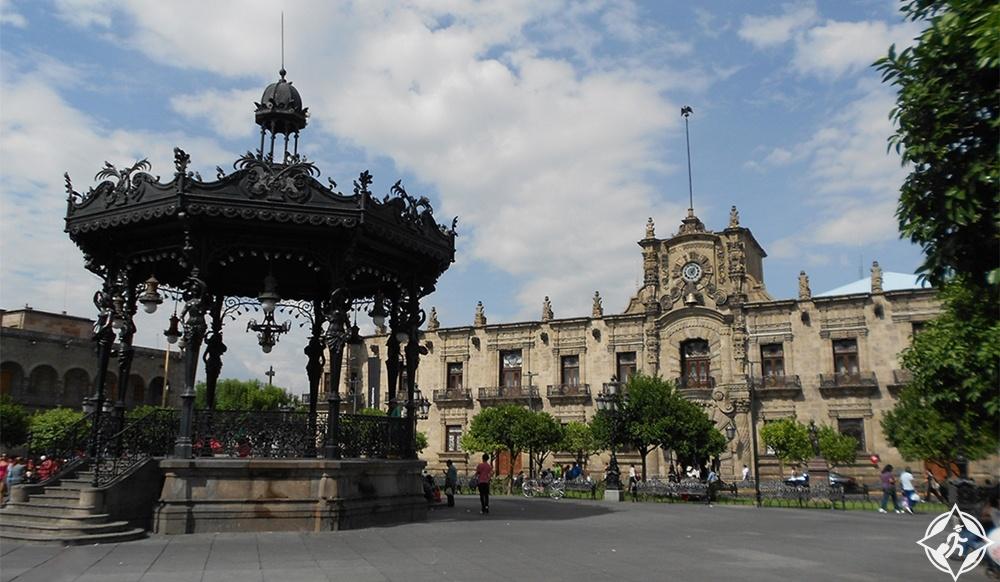 غوادالاخارا - قصر الحكومة
