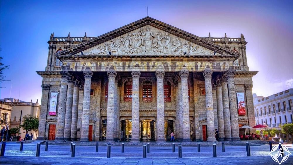 غوادالاخارا - مسرح ديجولادو