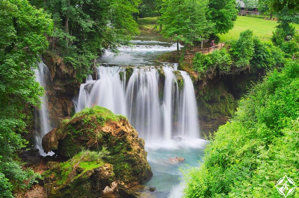كرواتيا - شلالات راستوك