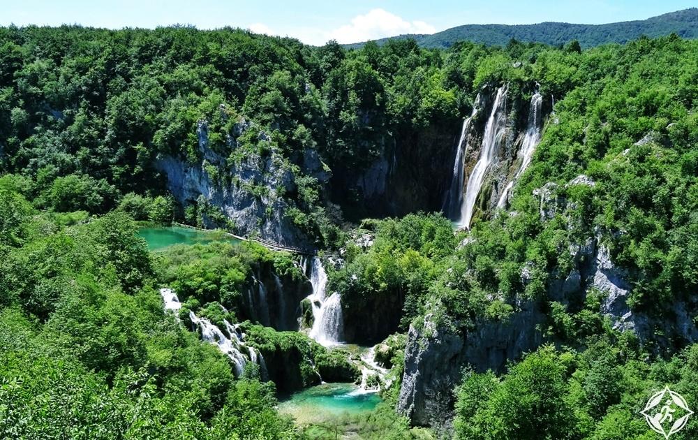 كرواتيا - شلالات ساستافشي