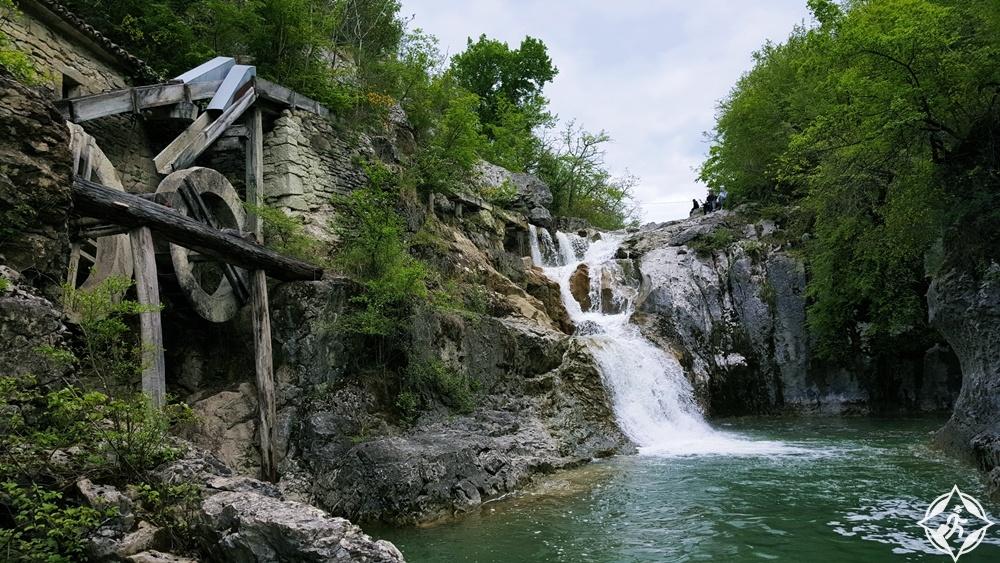 كرواتيا - شلال كوتلي