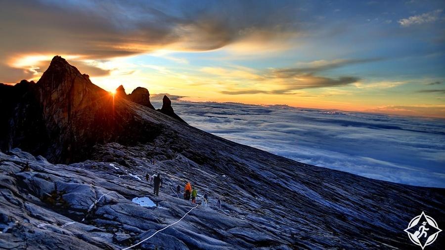 كوتا كينابالو - جبل كينابالو