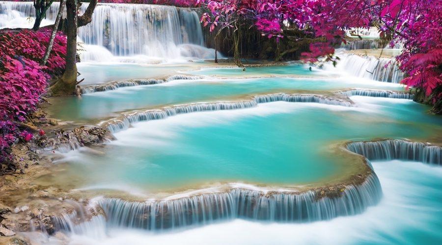 لوانغ برابانغ - شلالات كوانغ سي 2