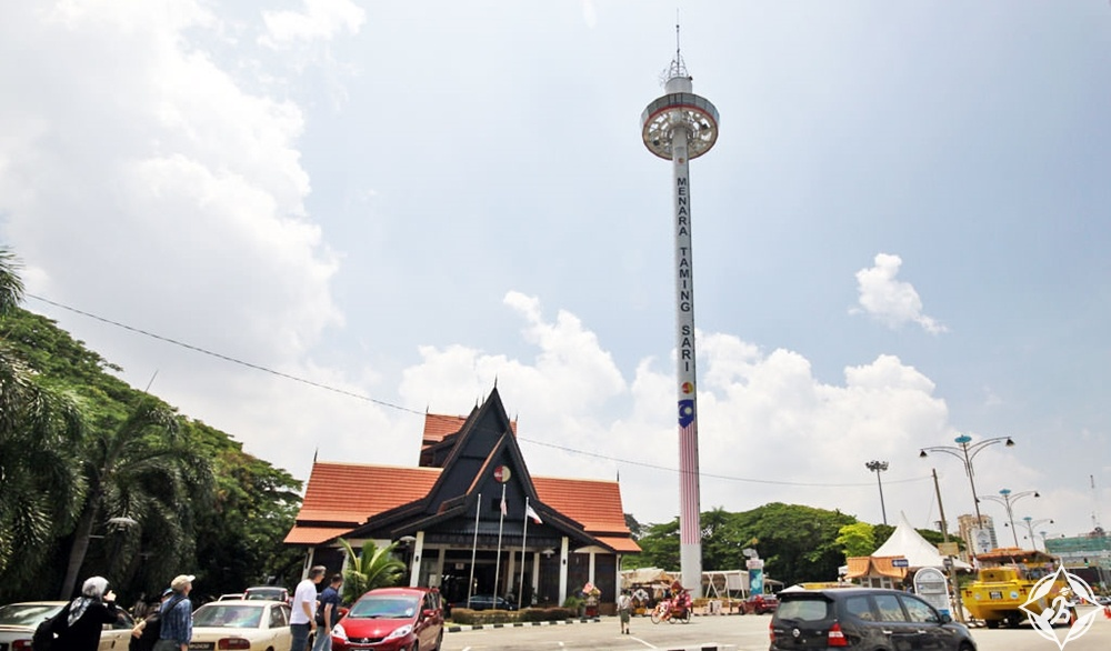 ملقا - برج تاميغ ساري الدوار