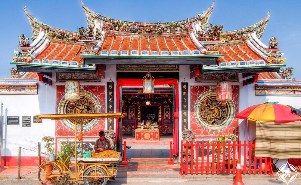 ملقا - معبد تشنغ هون تنغ الصيني