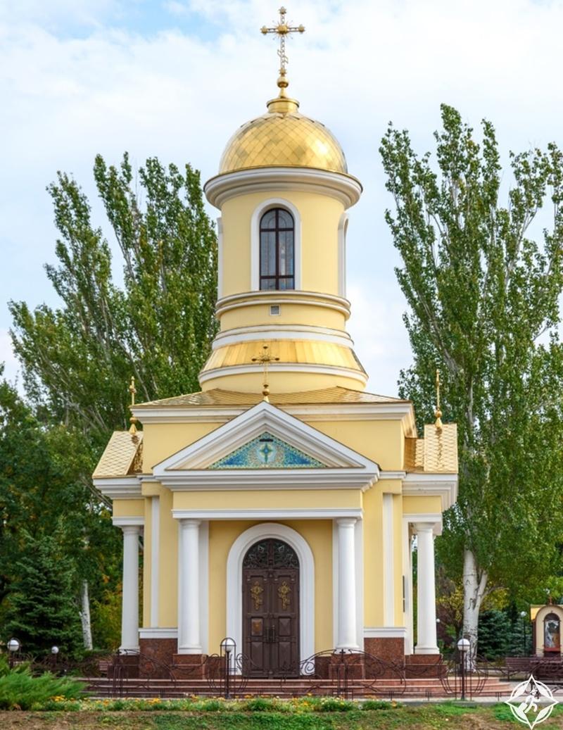 ميكولايف - كاتدرائية سانت نيكولاس